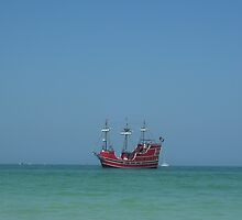 Ship's Ahoy! by Ilene Clayton