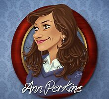 Ann Perkins by AmberDust