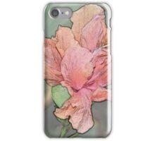 Krinkly Flower iPhone Case/Skin