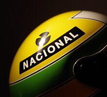 Senna 1988 Helmet photo by F1-girl