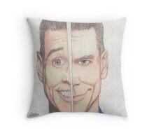 Me Myself & Irene Throw Pillow