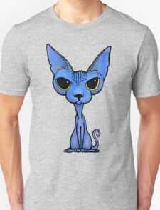 Blue Sphynx T-Shirt