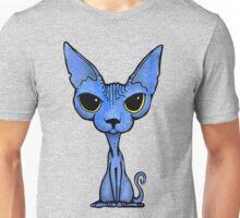 Blue Sphynx Unisex T-Shirt