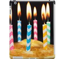 Birthday Breakfast iPad Case/Skin