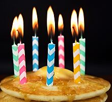 Birthday Breakfast by Maria Dryfhout