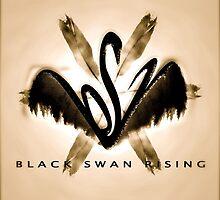 Black Swan Rising by LokLaufeyson