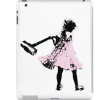 Hammer girl - Switched at Birth iPad Case/Skin
