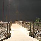 Devonport By Night 2 by Martin Hampson