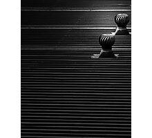 Vents Photographic Print