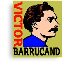 Victor Barrucand Canvas Print