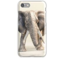 Mama and Baby Elephant iPhone Case/Skin