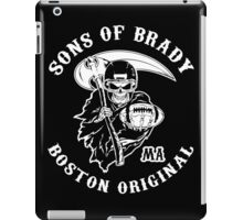 Sons Of Brady iPad Case/Skin