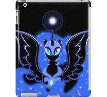 Nightmare Moon Shines Bright iPad Case/Skin