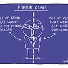 Hybrid Kevin by Jon Kudelka