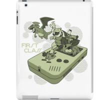 First Class iPad Case/Skin