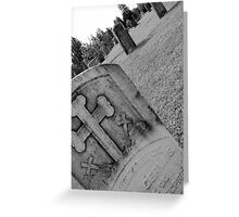 Cold Touch Greeting Card