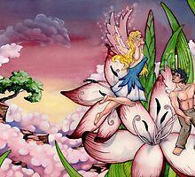 Dreams of clouds by Sebastiaan Brakenhoff