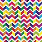 Rainbow Pattern by samh0731