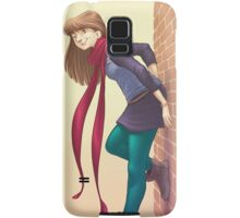 Geeky Character Design Samsung Galaxy Case/Skin