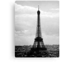 Eiffel Tower,Paris Canvas Print