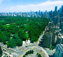 Columbus Circle by missyorkphoto