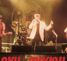 Roxy Musique, a Roxy Music tribute band Sticker
