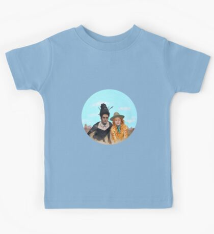 Looking Out Kids Tee