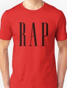 RAP - black T-Shirt