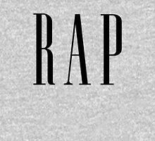 RAP - black Hoodie