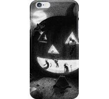 Drawlloween 2013: Pumpkin iPhone Case/Skin