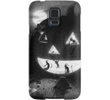 Drawlloween 2013: Pumpkin Samsung Galaxy Case/Skin