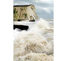 Splash Point Cauldron Photographic Print