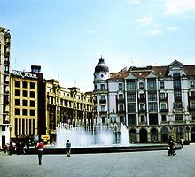 Plaza Zorrilla by Alison Cornford-Matheson
