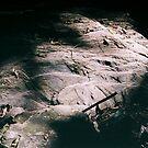 Creek Bed Rocks by Chris Cohen