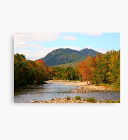 Conway Colours Canvas Print