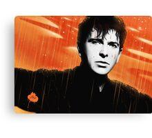 Peter Gabriel :: Red Rain Canvas Print