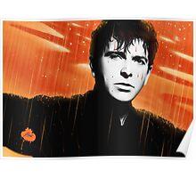 Peter Gabriel :: Red Rain Poster