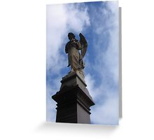 As strong as stone. Greeting Card