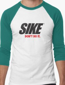 SIKE Men's Baseball ¾ T-Shirt