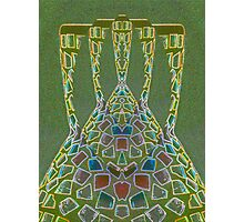 Mosaic fantasy Photographic Print