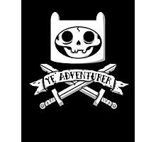 Adventure Seeker Photographic Print
