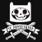 Adventure Seeker by spacemonkeydr