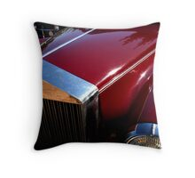 On a Rolls. Throw Pillow