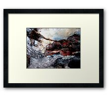 The dawning of a new day....... Framed Print