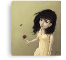 Keep Your Heart Broken Canvas Print