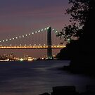 George Washington Bridge - New York by ScottL