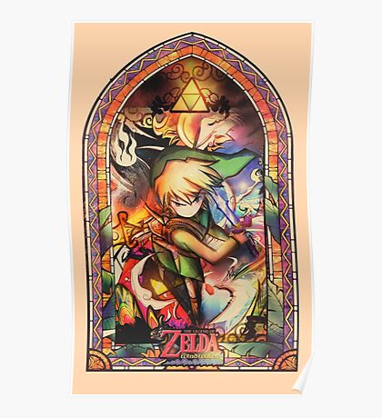 Winds of Flame and Sea - [Wind Waker] Poster