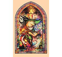 Winds of Flame and Sea - [Wind Waker] Photographic Print