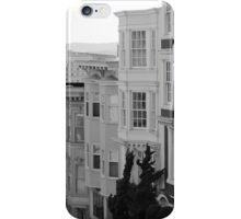 San Francisco Houses iPhone Case/Skin