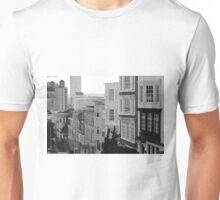 San Francisco Houses Unisex T-Shirt